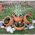 Terracotta Landscape - Feature - Clay Pot Crafts