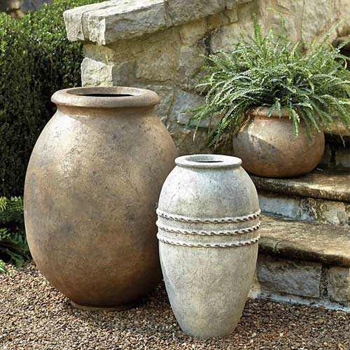 Empty Terracotta Pots Are In A League Of Their Own