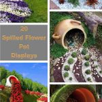 Spilled Flower Pots - Clay Pot Crafts