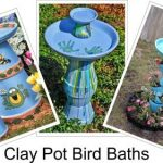 Clay Pot Bird Bath - Clay Pot Crafts