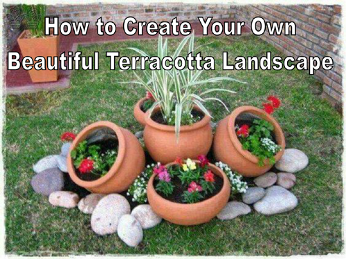 How To Create Your Own Beautiful Terracotta Landscape Clay