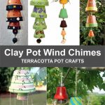 Clay Pot Wind Chimes - Clay Pot Crafts